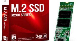 SSD M200 de Biostar