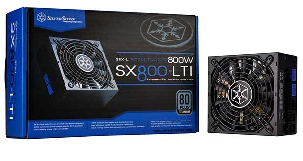 Alimentation SX800-LTI de SilverStone