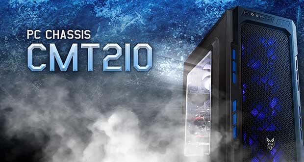 Boitier Gaming CMT210 de FSP