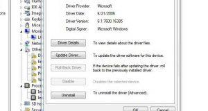Windows - Drivers Microsoft en date du 21 juin 2016