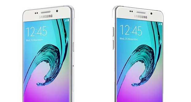 Smartphone Galaxy A5 (2016) 16 Go de Samsung
