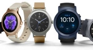 Les LG Watch Sport et LG Watch Style sous Android Wear 2