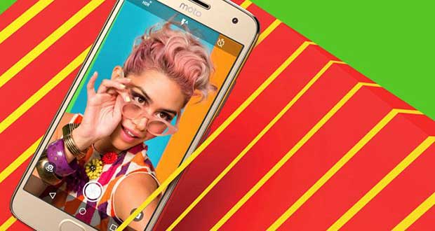 Smartphones Lenovo Moto 5G et Moto 5G Plus