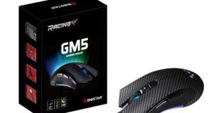 Souris gaming Racing GM5 de Biostar