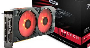 Carte graphique Radeon RX 480 Crimson Edition 8 Go d'XFX