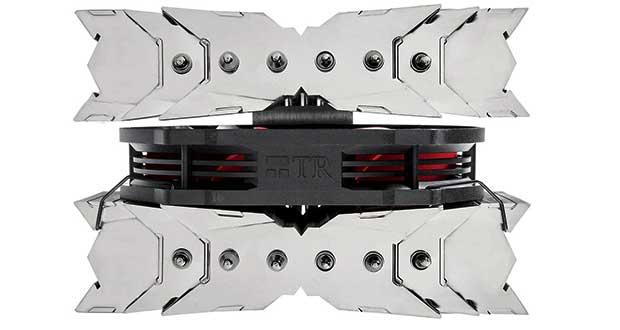 Ventirad Silver Arrow ITX-R de Thermalright