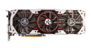 Carte graphique iGame GTX 1080 X-TOP-8G Advanced de Colorful