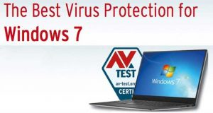 Le meilleur antivirus pour Windows 7, Période janvier - février 2017 AV-Test