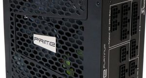 Alimentation Prime Platinum 850W de Seasonic