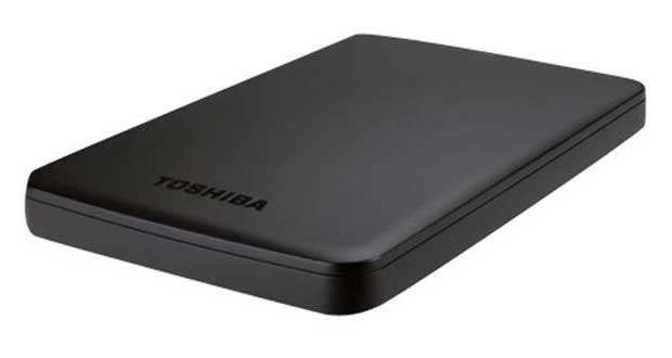 Toshiba Canvio Basics - Disque dur - 3 To