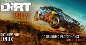 DiRT Rally débarque sous Linux