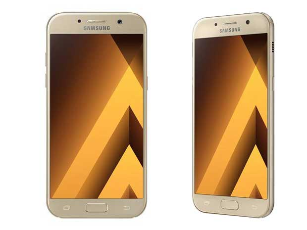 Samsung Galaxy A5 (2017) 32 Go Or sable