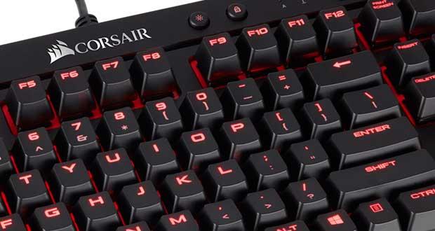 Clavier gaming K63 de Corsair