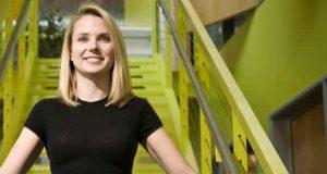 Marissa Mayer - PDG de Yahoo ! depuis 2012