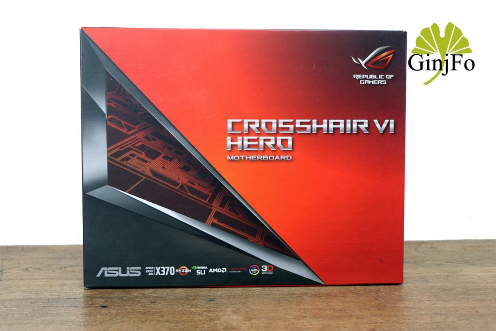 Carte mère Asus Crosshair VI Hero