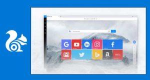 Navigateur Windows 10 UC Browser
