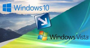 Windows 10 - Vista