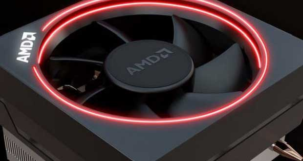 Ventirad AMD Wraith Max - Ryzen 7 1800X et 7 1700X