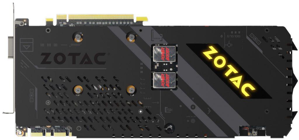 Carte graphique Zotac GeForce GTX 1080 Ti AMP Extreme