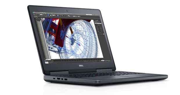 Ordinateur portable Dell Precision 7520