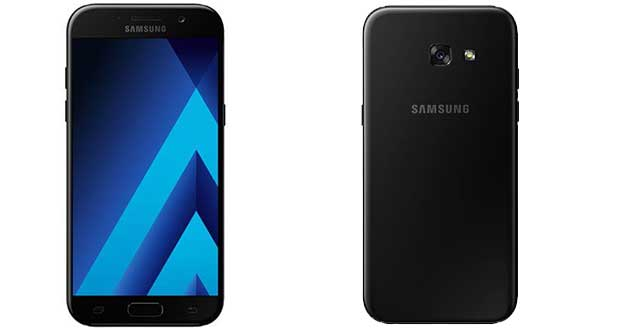 Samsung Galaxy A5 (2017) 32 Go Noir