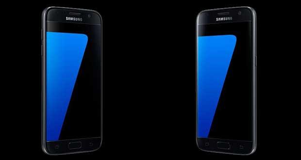 Smartphone Samsung Galaxy S7 32 Go Onyx noir