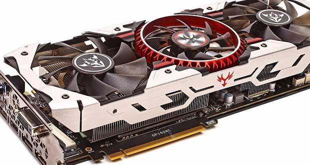carte graphique gtx 1080 ti GeForce GTX 1080 Ti iGame Vulcan AD, ColorFul revisite le GTX 1080