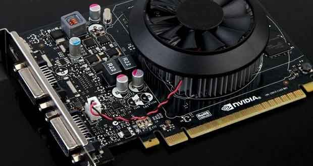 Carte graphique GeForce GT 1030 de Nvidia