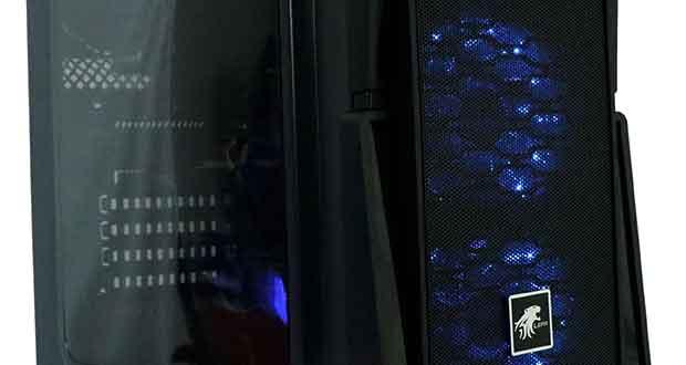 Boitier Gaming LEPA LPC 502