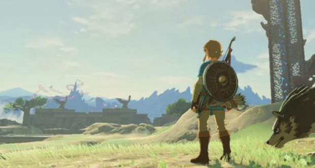 Jeu video Legend of Zelda Breath of the Wild