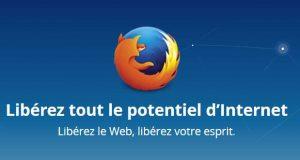Navigateur Internet Firefox de Mozilla