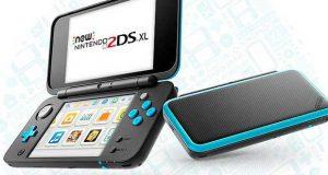 Console portable New Nintendo 2DS XL