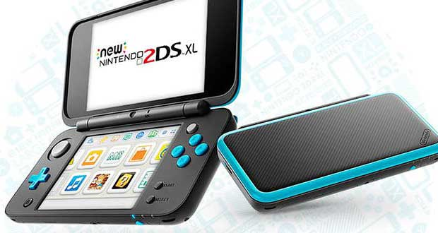 Console portable New Nintendo 2DS XL