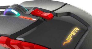 Souris gaming Viper V570 RGB de Patriot