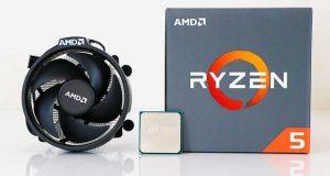 Processeur AMD Ryzen 5 1500X