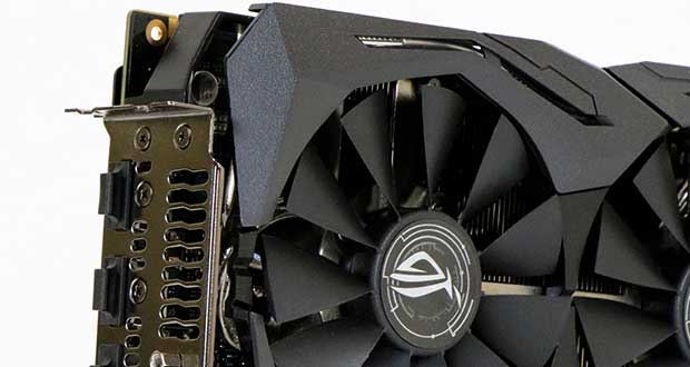 Carte graphique Asus Strix Gaming GeForce GTX 1080 Ti OC Edtion