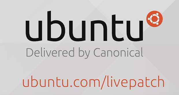 Distribution Linux Ubuntu – LivePatch Service