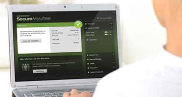 SecureAnywhere Internet Security Complete de Webroot