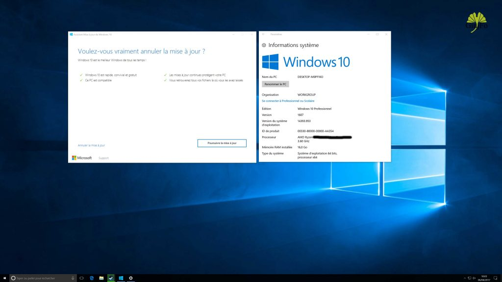 Et aussi pour mise à jour de Windows defender : KB2267602 ! Merci de votre réponse. du Prey. Utilise l'assistant de résolution de probleme Windows Update. Sinon je te propose aussi d'utiliser l'outil Microsoft Media Creation Tool pour mettre à jour ton PC sans passer par Windows Update.