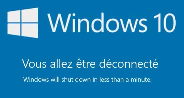 lancer windows en mode sans échec