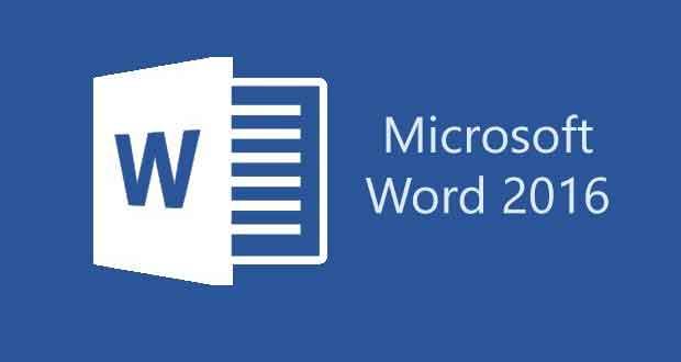 Traitement de texte Word de Microsoft