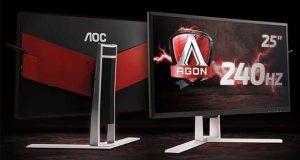 Moniteur gaming AGON AG251FG d'AOC
