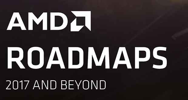 Processeur Ryzen et Architecture Zen - Roadmap d'AMD