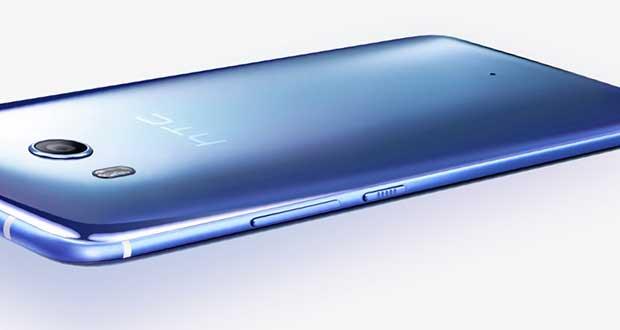 Smartphone HTC U11