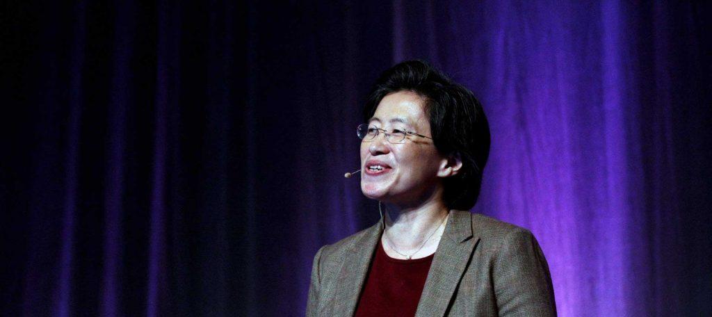 Lisa Su - PDG d'AMD