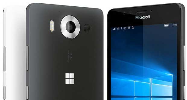 Smartphone Microsoft Lumia 950