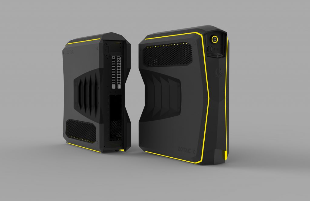 MEK GAMING PC de Zotac