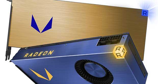 Carte graphique Radeon Vega Frontier Edition