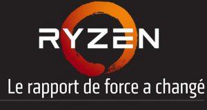 Ryzen 7 1700X, AMD annonce que le rapport de force a changé