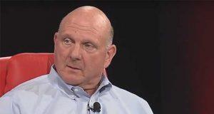 Steve Ballmer - Ancien PDG de Microsoft